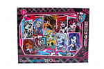 Пазлы Monster High 260 элементов - ОРГ0001